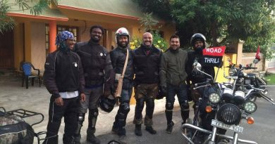 Royal Enfield Long Rides 910 Km South India