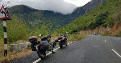 Bangalore to Rameshwaram and Kanyakumari Bike Ride