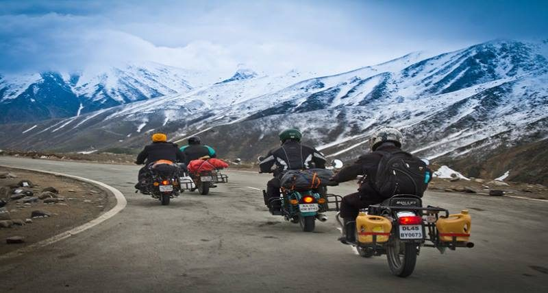 Leh Ladakh Trip by Road thrill Bangalore Riders
