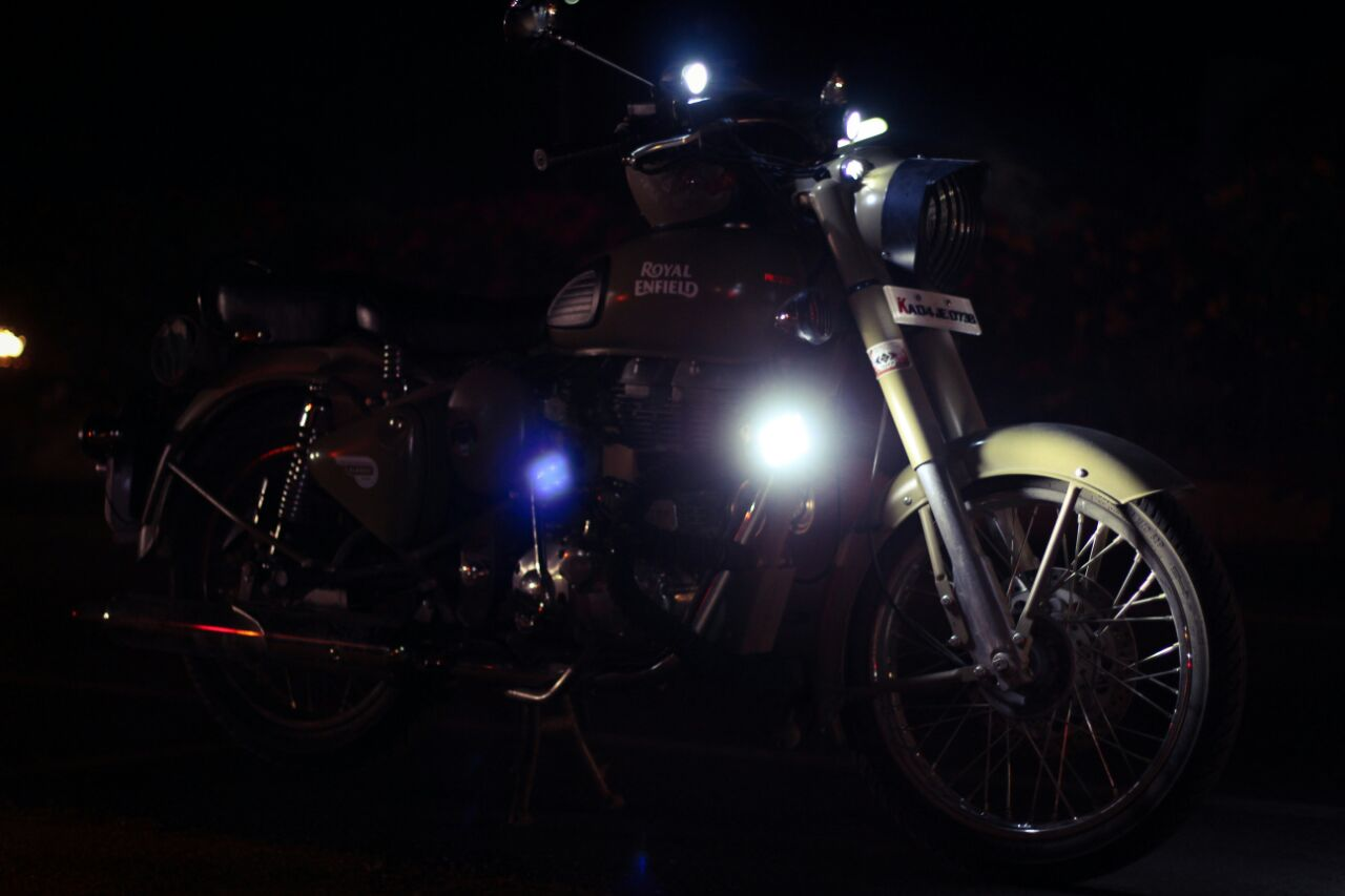 Safety Tips for Night Motorcycle Ride – Road Thrill Blog