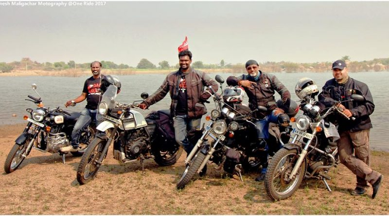 Castrol Power1 Cruise - Bangalore to Hyderabad Ride