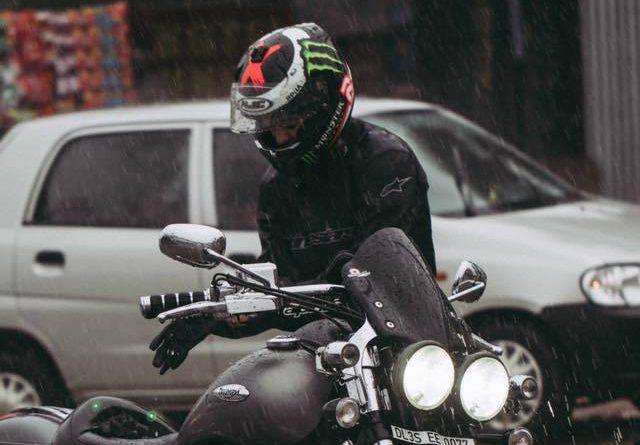Monsoon Rain Riding Tips Sonia Jain Delhi Girl Rider