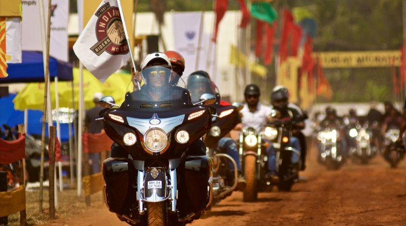 Bikers Festival - India Bike Week Goa