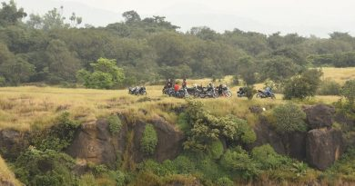 Road Thrill RT Pune Madhe Ghat waterFalls Rides Weekend Getaways 1