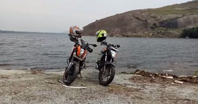 A Ride to Mandargiri Hills and Maidala Lake