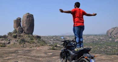 """Just Ride to the """"Twin Rocks"""" with Road Thrill"""