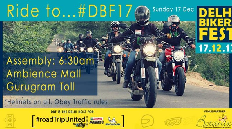 Delhi Bikers Fest 2017 Cover Picture