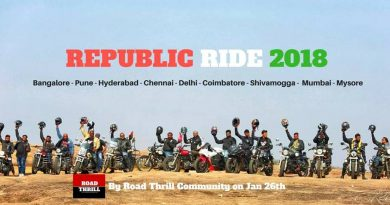Republic Day Rides in India 2018