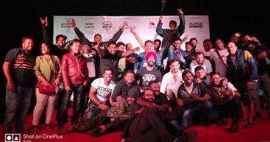 Road Thrill Hyderabad Bikers Motorcycling Club Anniversary Hidden Castle