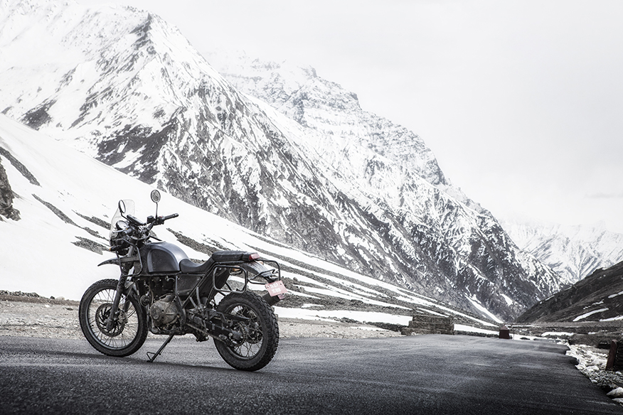Bs4 himalayan review highways and mountains picture