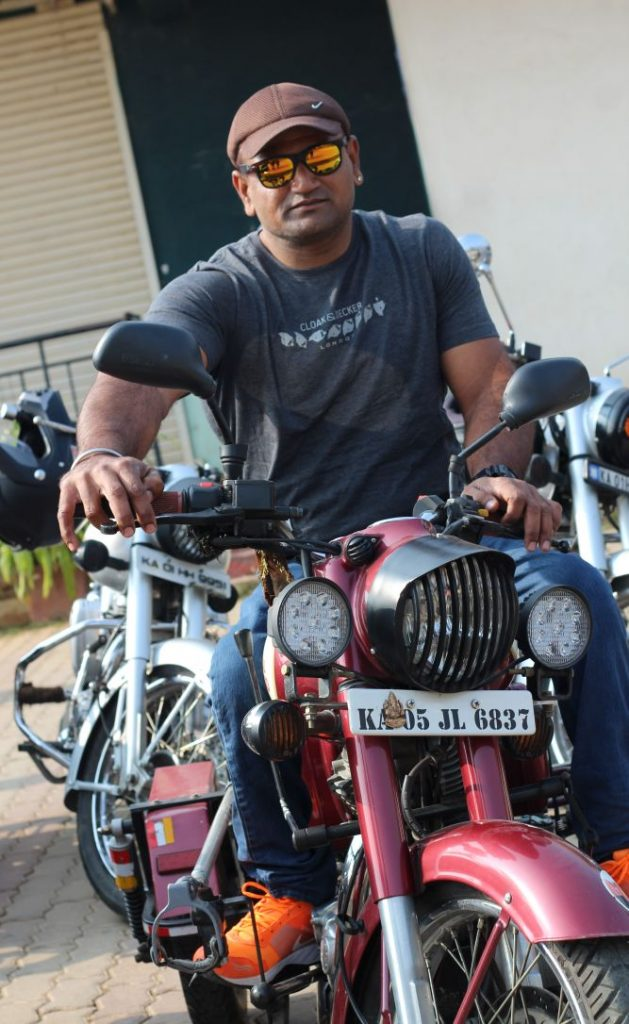 Mr. Srinivas Gowda para athelete Bangalore, India