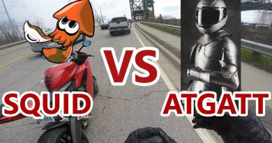 Basic Riding Gears ATGATT Motorcycle Safety