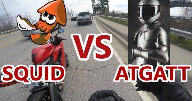Basic Riding Gears ATGATT Motorcycle Safety