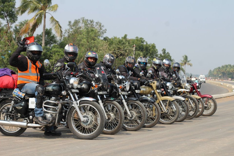 Riders Bikers India Royal Enfield Road Thrill Bangalore