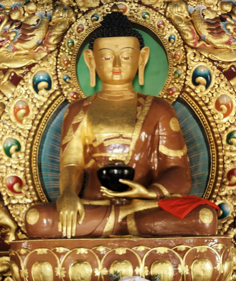 dzogchen monastery india