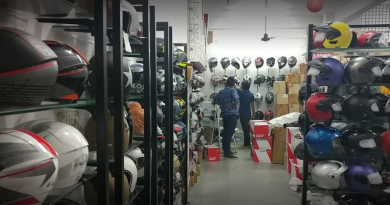 Arjun Auto Center Helmets Shop Bangalore JC Road