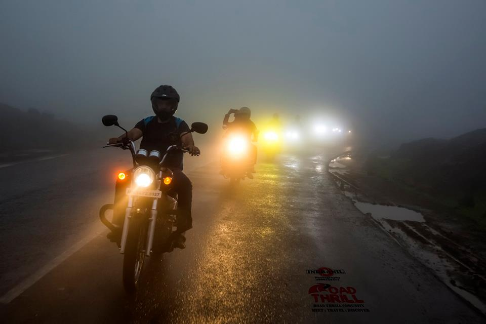 Monsoon Rides Pune Road Thrill Travel Inncredible India Riding Clubs