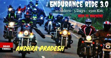 endurance ride 3.0 andhra pradesh
