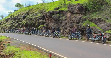 Vardhana Ghat Riders RT Pune Biking Clubs Monsoon Rides