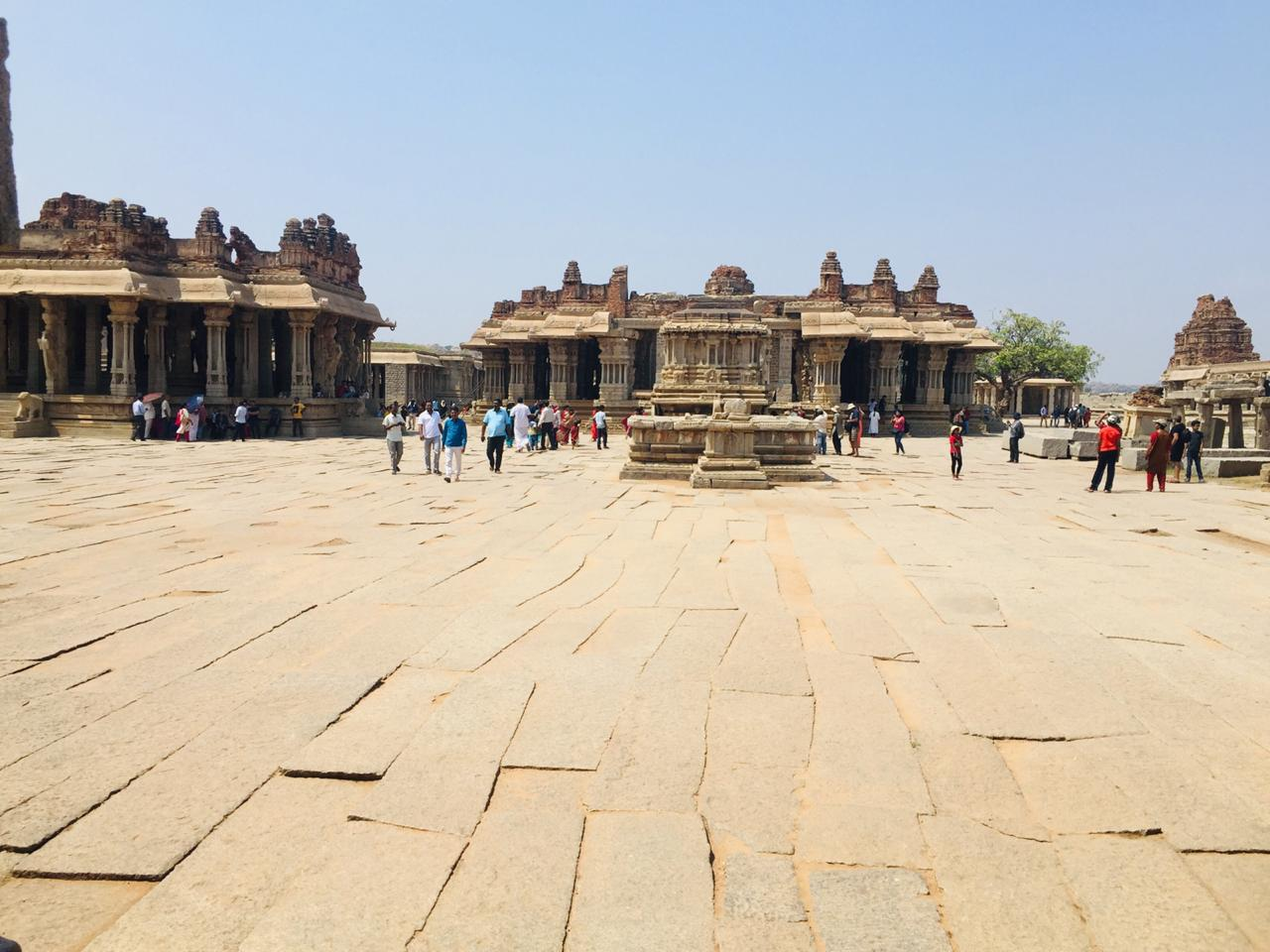 Hampi India Virupaksha Temple