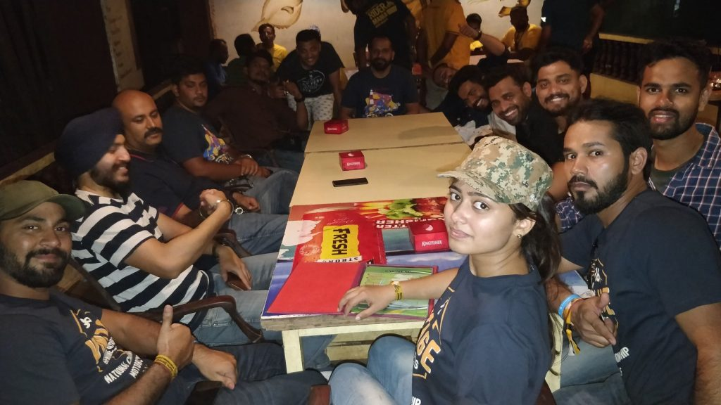 Rider Mania 2018 Goa Dinner Clubs Royal Enfield