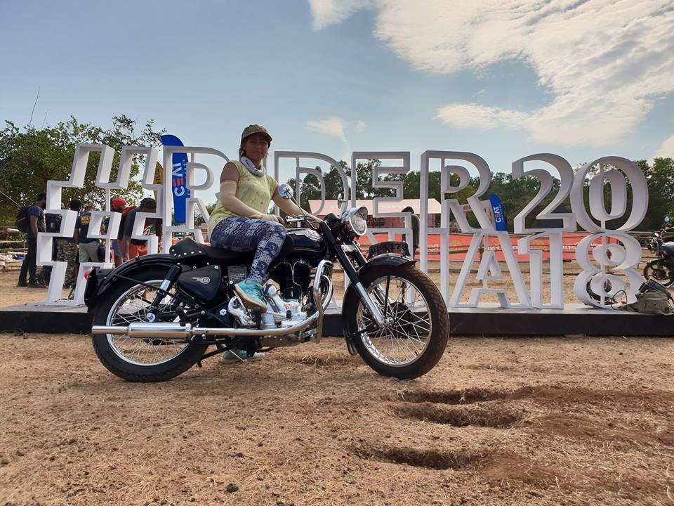 Rider Mania 2018 Goa Venue Pragati Rajput Road Thrill Pune Rider