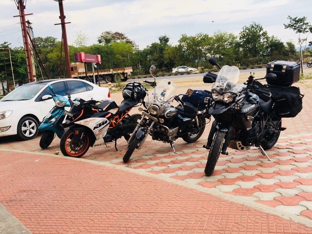 Kochi to Bangalore Road Ride