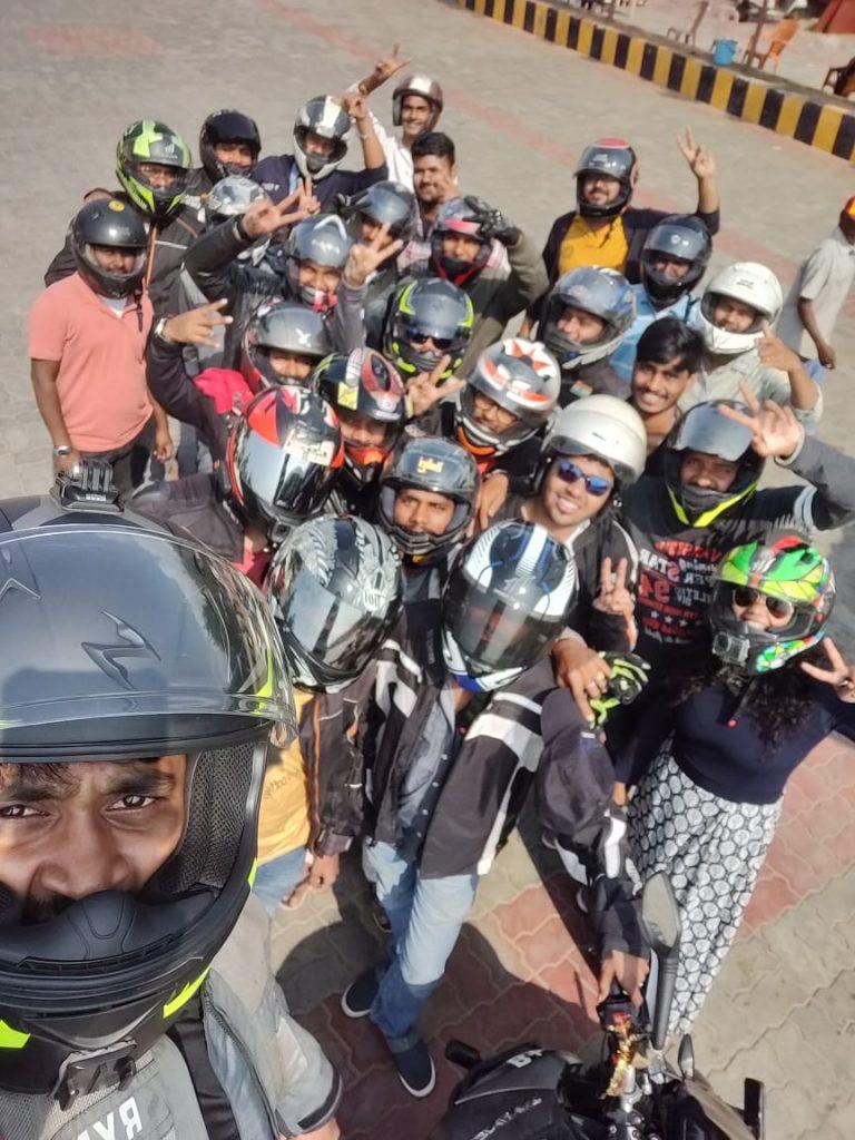 Road Thrill Vizag Team