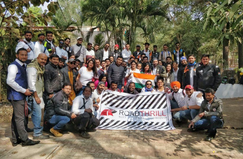 Road Thrill Pune Team
