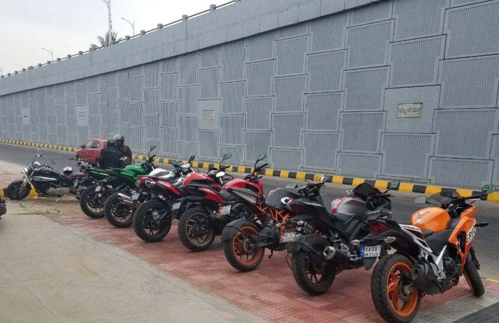 Road Thrill Mysore Line up in progress
