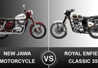 Royal Enfield Vs Jawa: Choose Your Machine