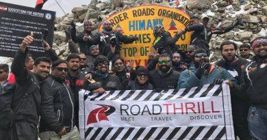 Road Thrill Leh Ladakh Ride
