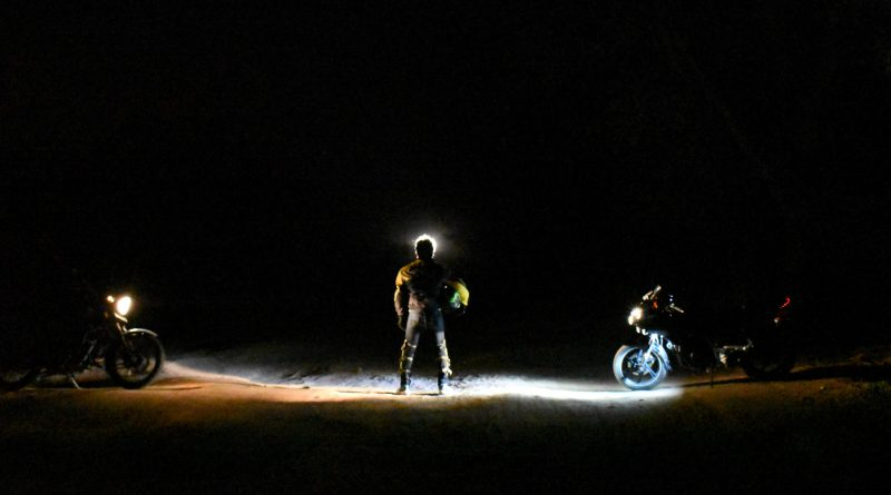 Drift & Slide while you Gaze the Stars – Night Off-Roads