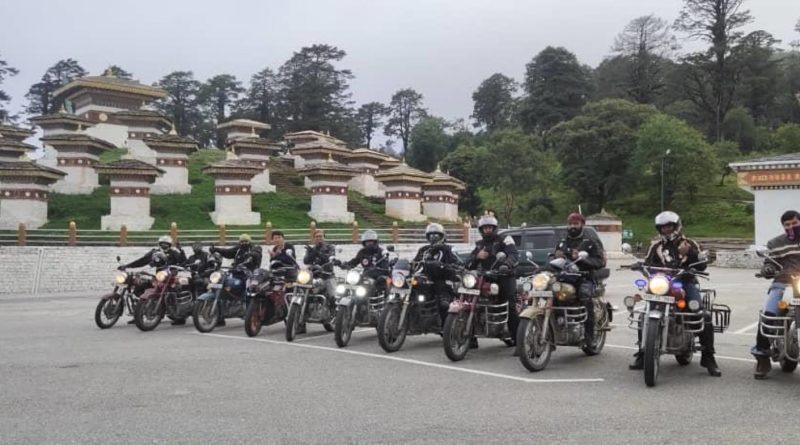 Bhutan Bike Ride – Road Thrill India – Blog By Dr. Abhishek