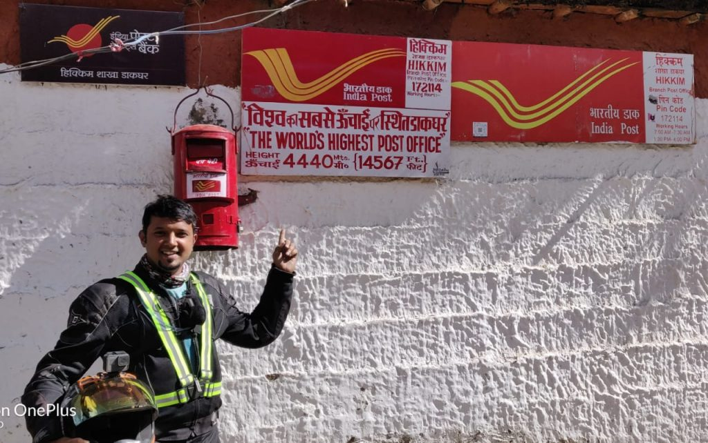 World's Highest Post Office
