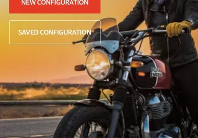 Now experience a 3D version of Royal Enfield to Make It Yours